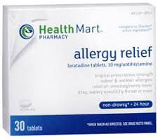health mart allergy